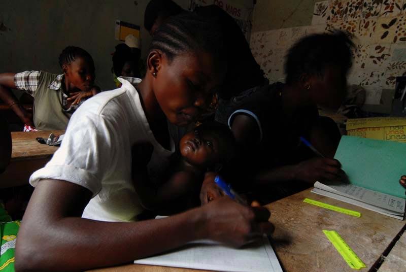 Livio Senigalliesi Congo