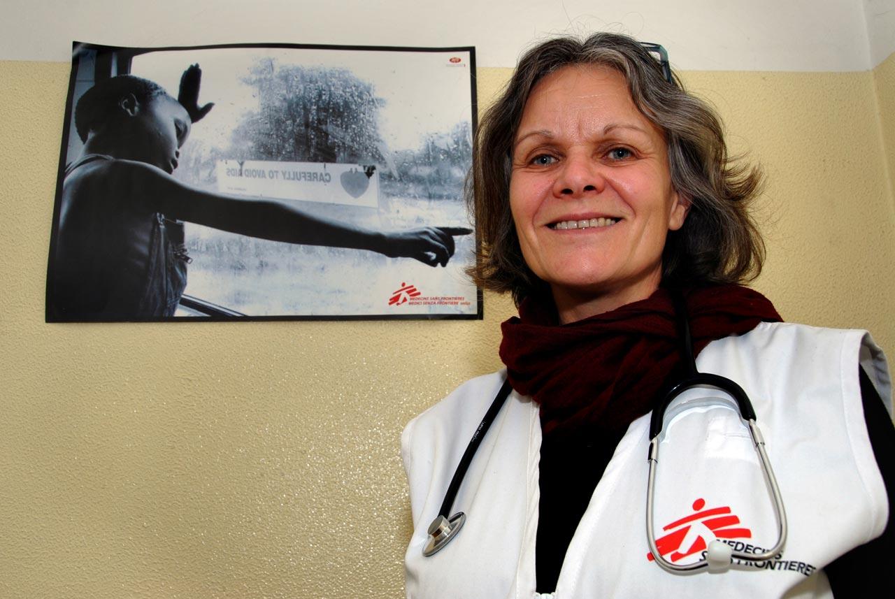 Livio Senigalliesi MSF