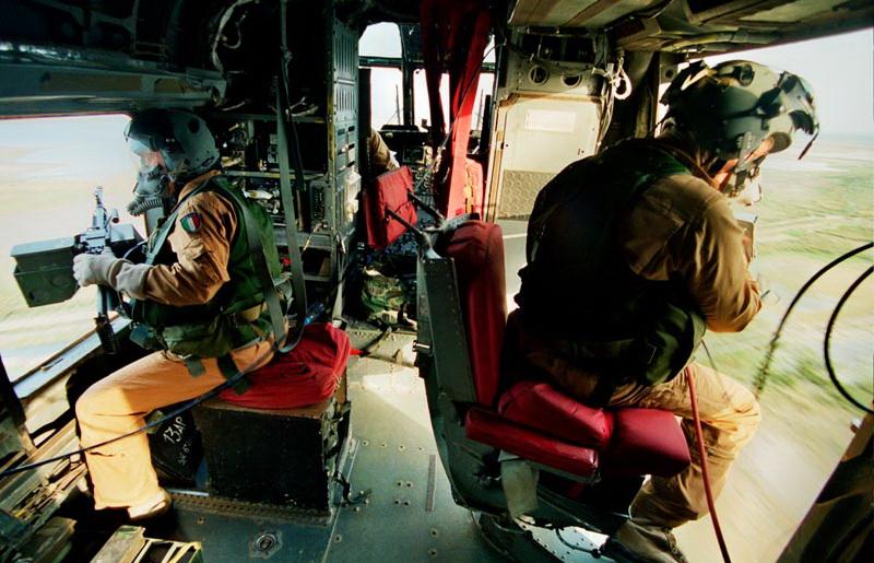 Livio Senigalliesi esercito italiano Iraq