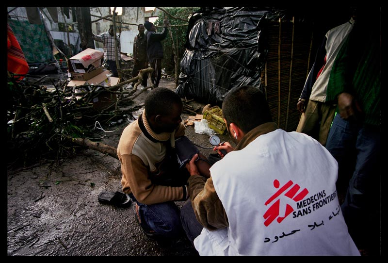 Livio Senigalliesi immigrazione MSF