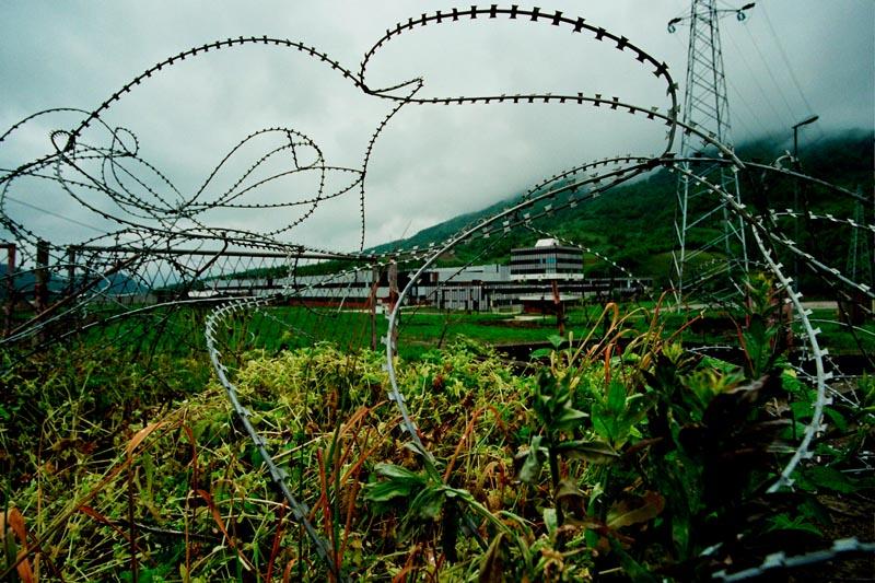 Livio Senigalliesi Srebrenica